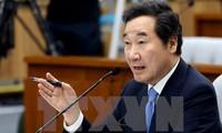 Le Premier ministre sud-coréen se rendra aux obsèques du président Trân Dai Quang