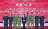 Dang Thi Ngoc Thinh se rend à Son La