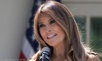 Melania Trump s'envole pour l'Afrique, sans Donald