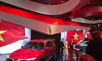 La première marque automobile vietnamienne VinFast à Paris Motor Show 2018