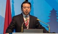 Interpol annonce avoir reçu la démission de son président après sa «disparition» en Chine