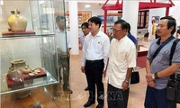 Ninh Thuan: Fête Katé des Cham en exposition