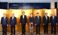 Conférence de presse sur le 10e Sommet Mékong-Japon