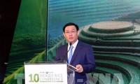 Ouverture de la 10e conférence internationale sur le riz