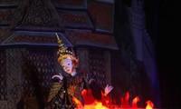 Plusieurs troupes de marionnettes étrangères présentent des numéros originaux à Ninh Binh