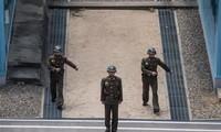 Première réunion tripartite Corées-Onu sur la démilitarisation