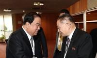 Des parlementaires nord et sud-coréens se rencontrent à Genève