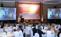 Célébration de la 38e Journée mondiale de l'alimentation et des 40 ans de la FAO au Vietnam
