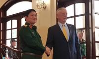 Vietnam-États-Unis: pour une coopération défensive plus accrue