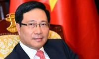 ASEM: Rencontres bilatérales du chef de la diplomatie vietnamienne