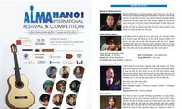 Festival international de guitare Alma Hanoi