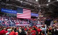 États-Unis: Trump omniprésent à deux jours des élections