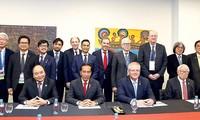 Nguyên Xuân Phuc au 26e sommet de l'APEC