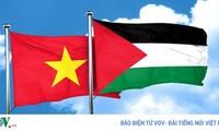 Message de félicitations à l'occasion des 30 ans des relations Vietnam - Palestine