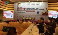 Colloque: CPTPP - Ses impacts sur les entreprises vietnamiennes