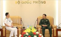 Promouvoir la coopération défensive Vietnam-Japon