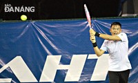 Le tournoi international de tennis de Dà Nang 2019