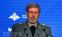 """L'Iran met en garde contre les """"menaces"""" américaines et israéliennes à la sécurité régionale"""