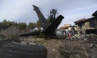 Iran : un avion cargo s'écrase avec au moins dix personnes à bord