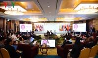 Pham Binh Minh à la réunion restreinte des ministres des Affaires étrangères de l'ASEAN