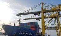 Le port maritime de Da Nang a une nouvelle ligne vers le Japon