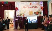 Le Nouvel an vietnamien célébré à l'étranger