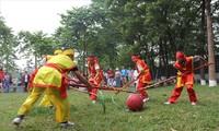 Diverses activités de célébration dans les localités