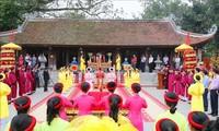 Phú Tho rend hommage à Âu Co, la mère des Vietnamiens
