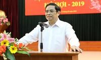 Préparation des candidatures pour les congrès locaux du Parti