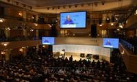 Clôture de la 55e Conférence sur la sécurité à Munich