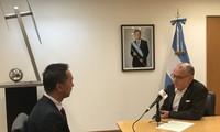 Le Vietnam est un partenaire économique important pour l'Argentine