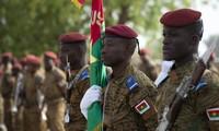 Burkina: manœuvres militaires pour contrer le terrorisme au Sahel