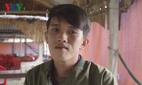Trân Thanh Ron, un pêcheur courageux