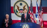 Le plan de paix US prévoit une entité palestinienne unifiée