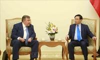 Vuong Dinh Huê : Le Vietnam est membre actif et responsable de l'IIB