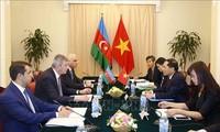 Vietnam-Azerbaidjan: consultations politiques