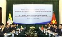 Vietnam-Myanmar : vers un milliard de dollars de commerce bilatéral