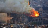 """La structure de Notre-Dame de Paris """"est sauvée et préservée dans sa globalité"""""""