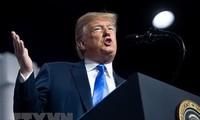 Donald Trump affirme que les démocrates ne peuvent pas le destituer