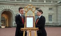 Grande-Bretagne: Meghan a donné naissance à un garçon, annonce le prince Harry