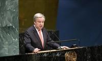 L'ONU rend hommage à ses 115 employés morts en service entre janvier 2018 et mars 2019