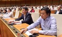 7e session parlementaire: une application pour les députés