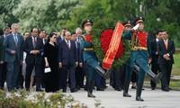 Premières activités du Premier ministre Nguyên Xuân Phuc en Russie