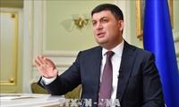 Le Premier ministre ukrainien démissionne après l'investiture de Zelensky