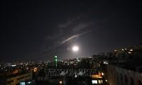 Israël confirme un tir de missile contre la province syrienne de Quneitra