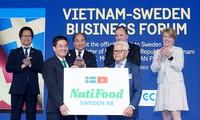 Forum d'affaires Vietnam-Suède