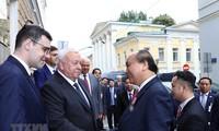 Nguyên Xuân Phuc termine sa visite officielle en Russie, en Norvège et en Suède