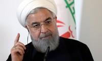 La porte n'est pas fermée à un dialogue avec les USA, dit Rohani