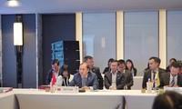Conférence consultative et Conférence des officiels de haut rang de l'ASEAN