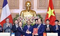 Vietnam-France: Coopération dans l'édification de l'e-gouvernement